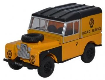 Oxford Diecast 76LAN188019 Land Rover AA - 1:76